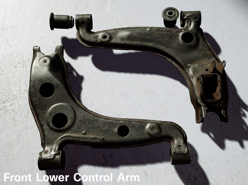 Wrench Front Lower Control Arm