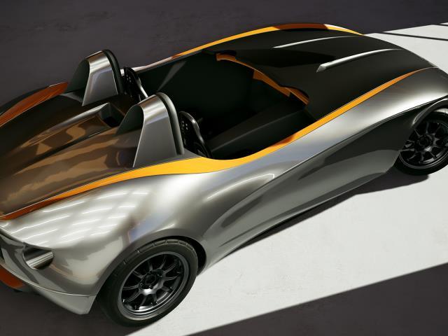 Forza Horizon 4 adds classic Ford Transit van