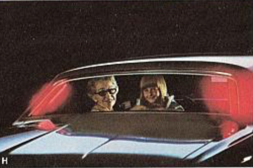 1968-70 Thunderbird auxiliary lights