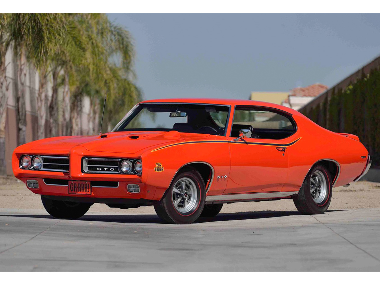 If the 1968-72 Pontiac GTO is a muscle icon, why is its market soft? thumbnail