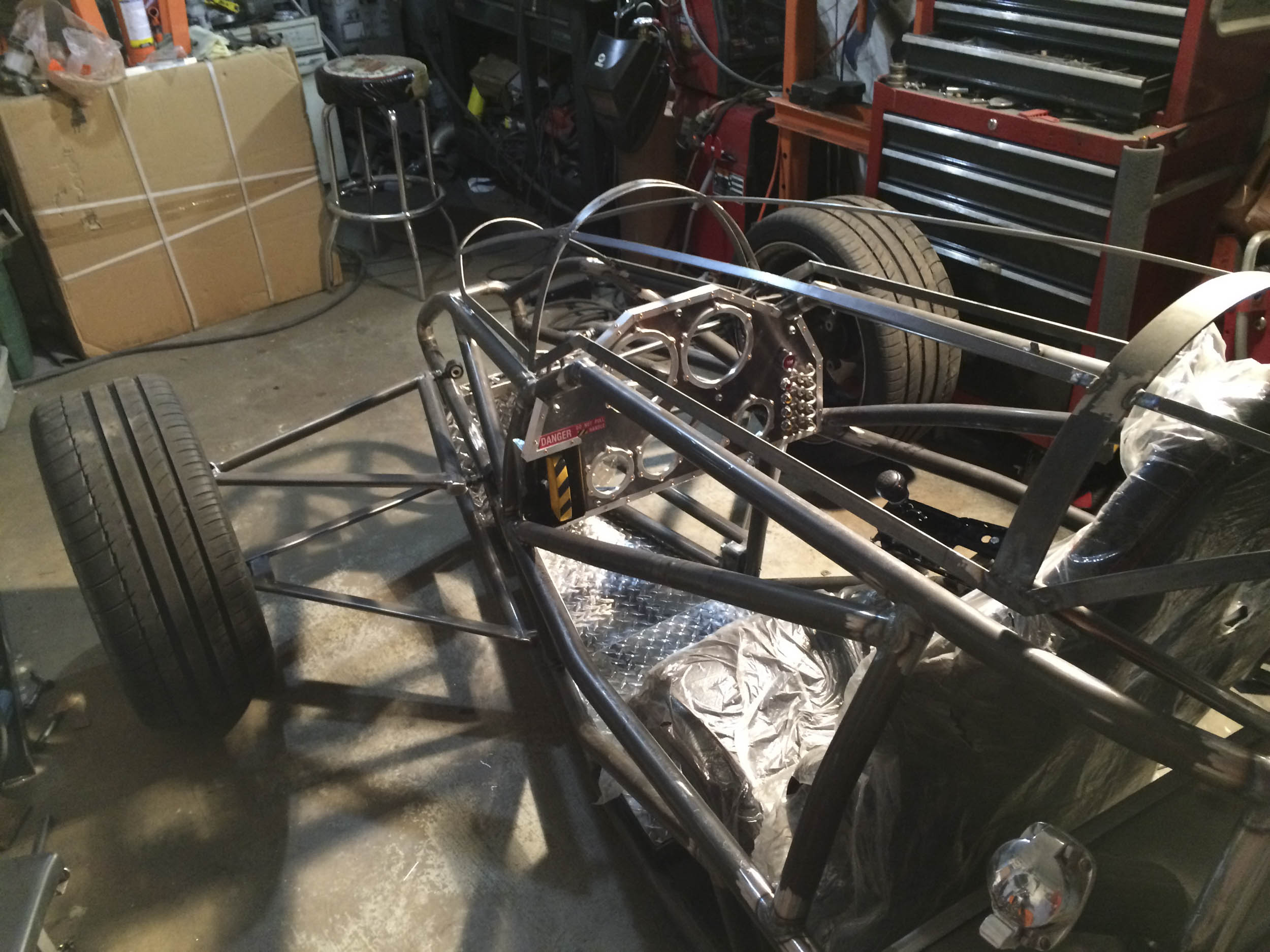 Building the 2JetZ chassis