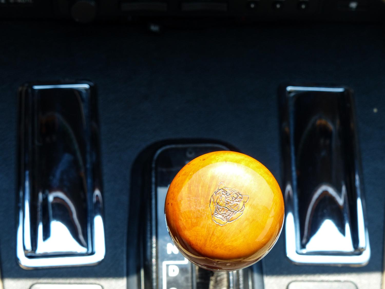 1990 Jaguar XJ-S transmission