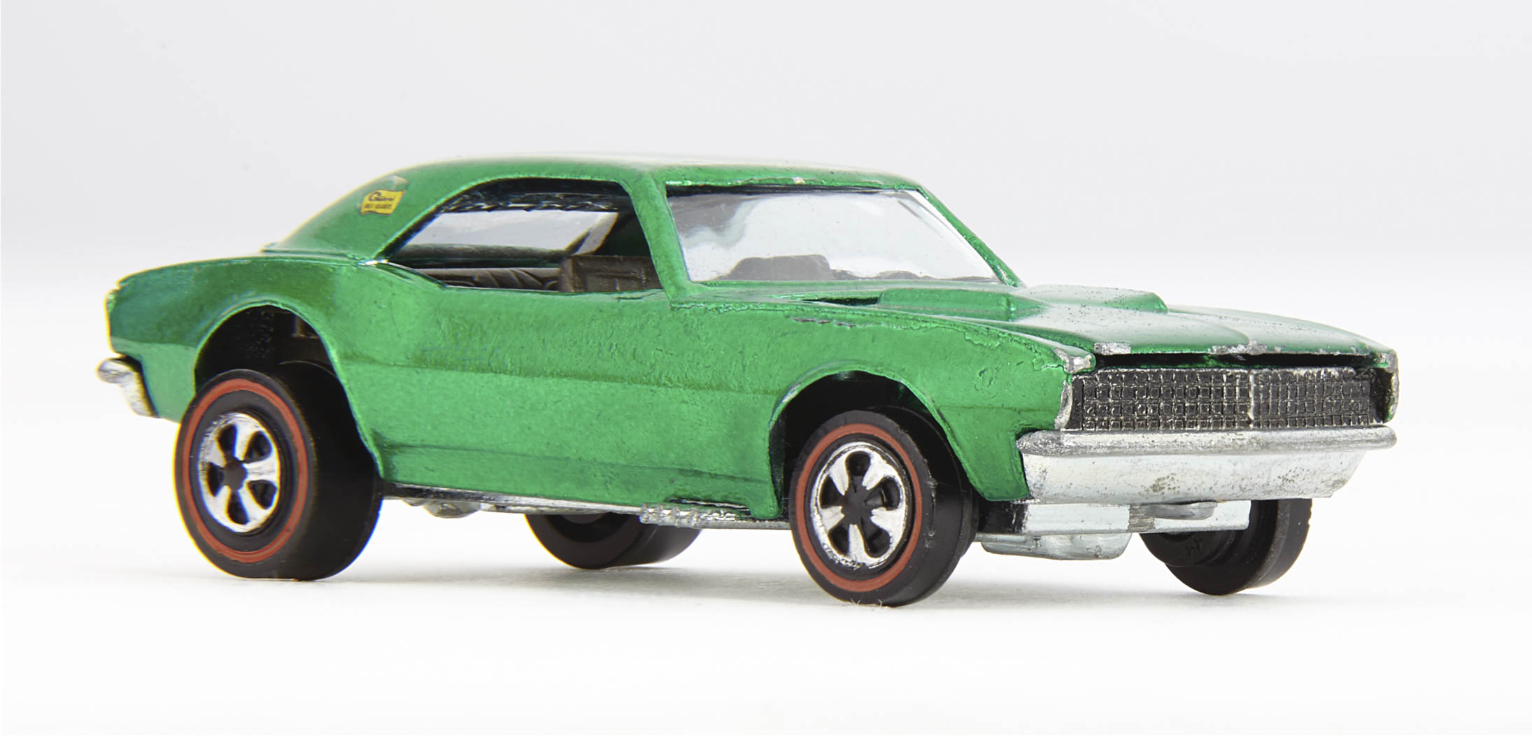 The first Hot Wheels Custom 1967 Camaro