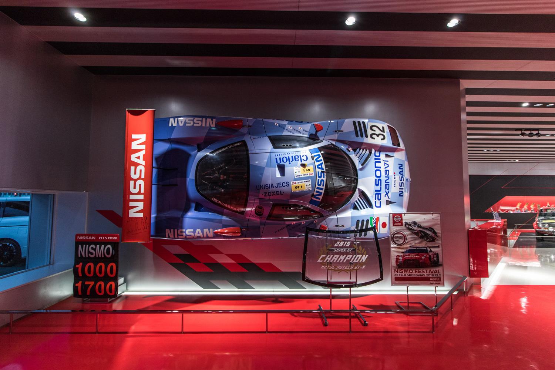r390 race car