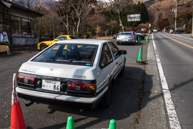 toyota corolla race car