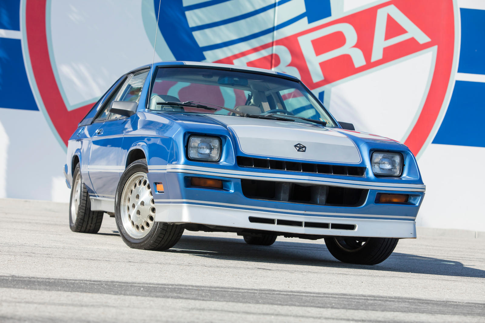 Carroll Shelby's personal 1983 Dodge Shelby Charger can be yours thumbnail