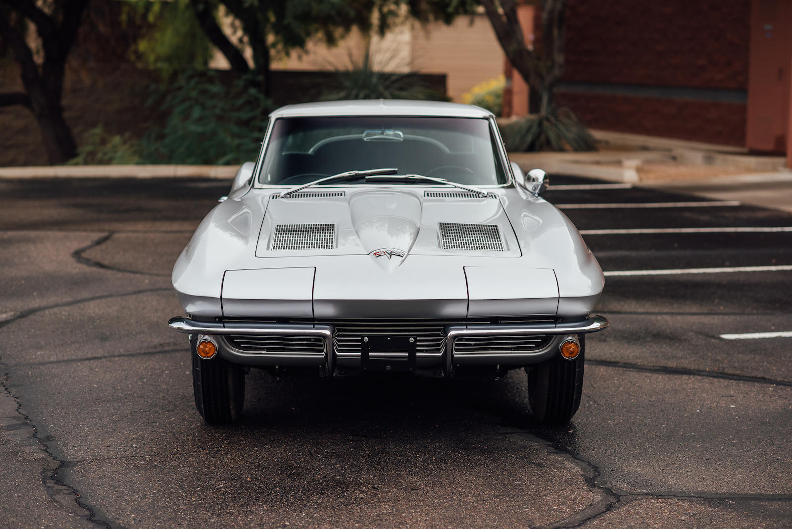 1963 Chevrolet Corvette front view