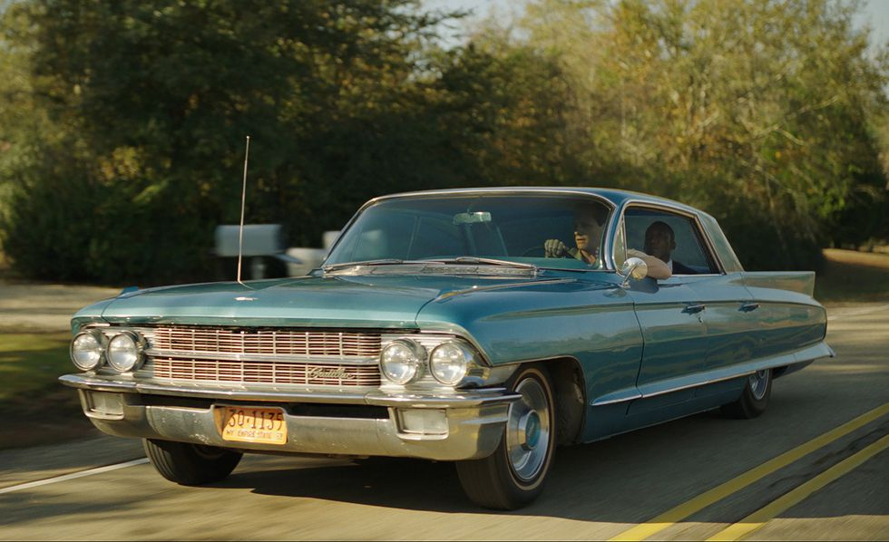 Green Book's 1962 Cadillac DeVille is a star in its own right thumbnail