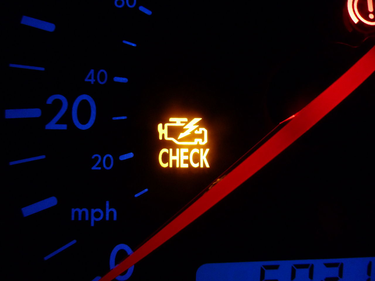 "The mysterious ""Check Engine"" light can mean almost anything."