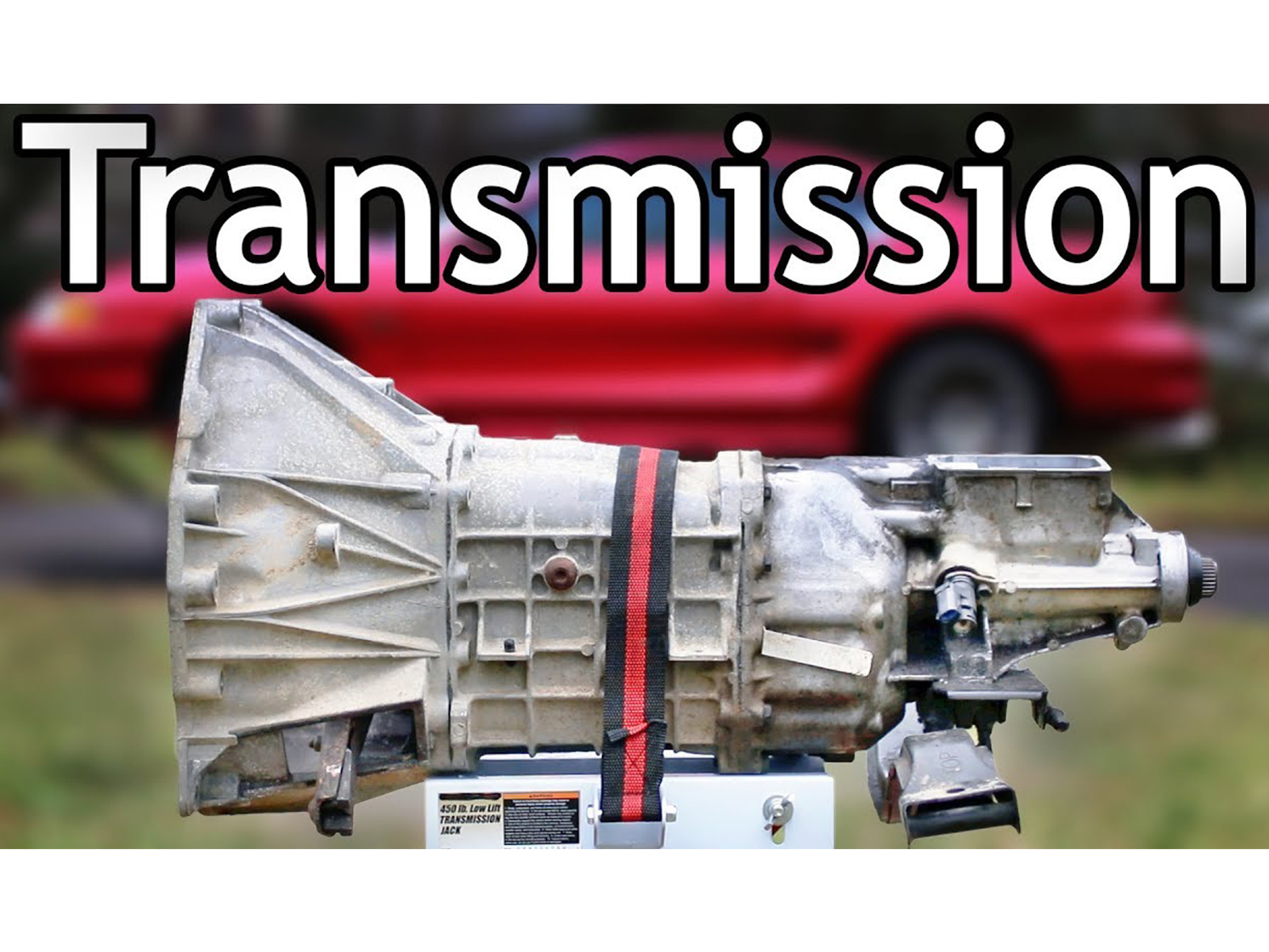 Useful tips for a DIY transmission drop thumbnail