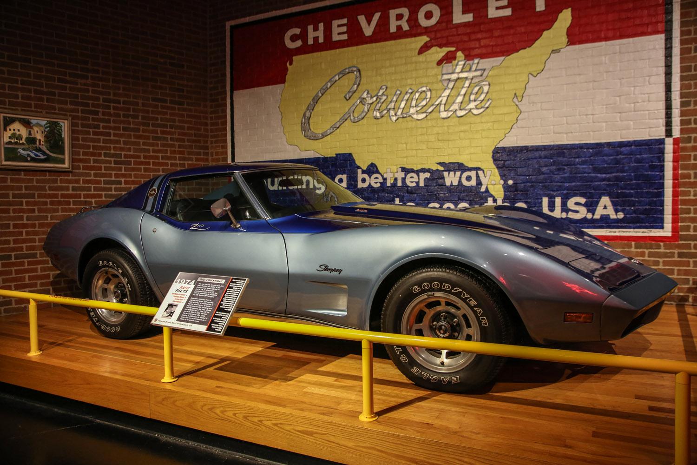 National corvette museum zora owned corvette