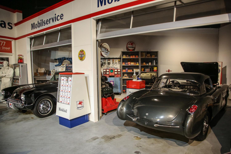 National corvette museum duntov ardun heads