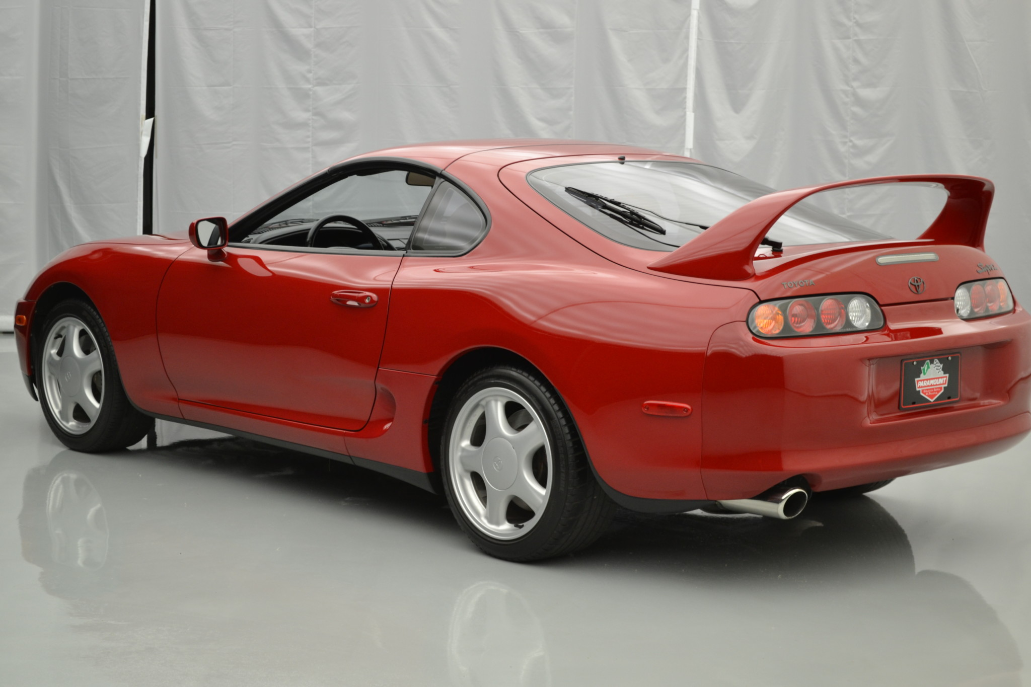 1994 Toyota Supra Twin Turbo rear 3/4