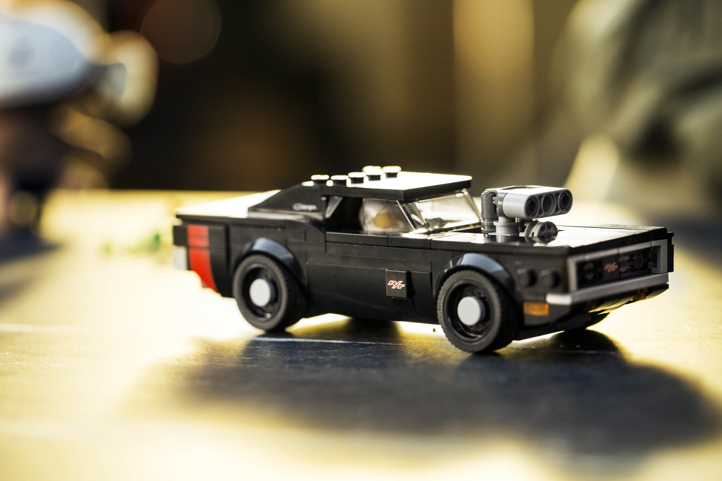 LEGO Charger R/T