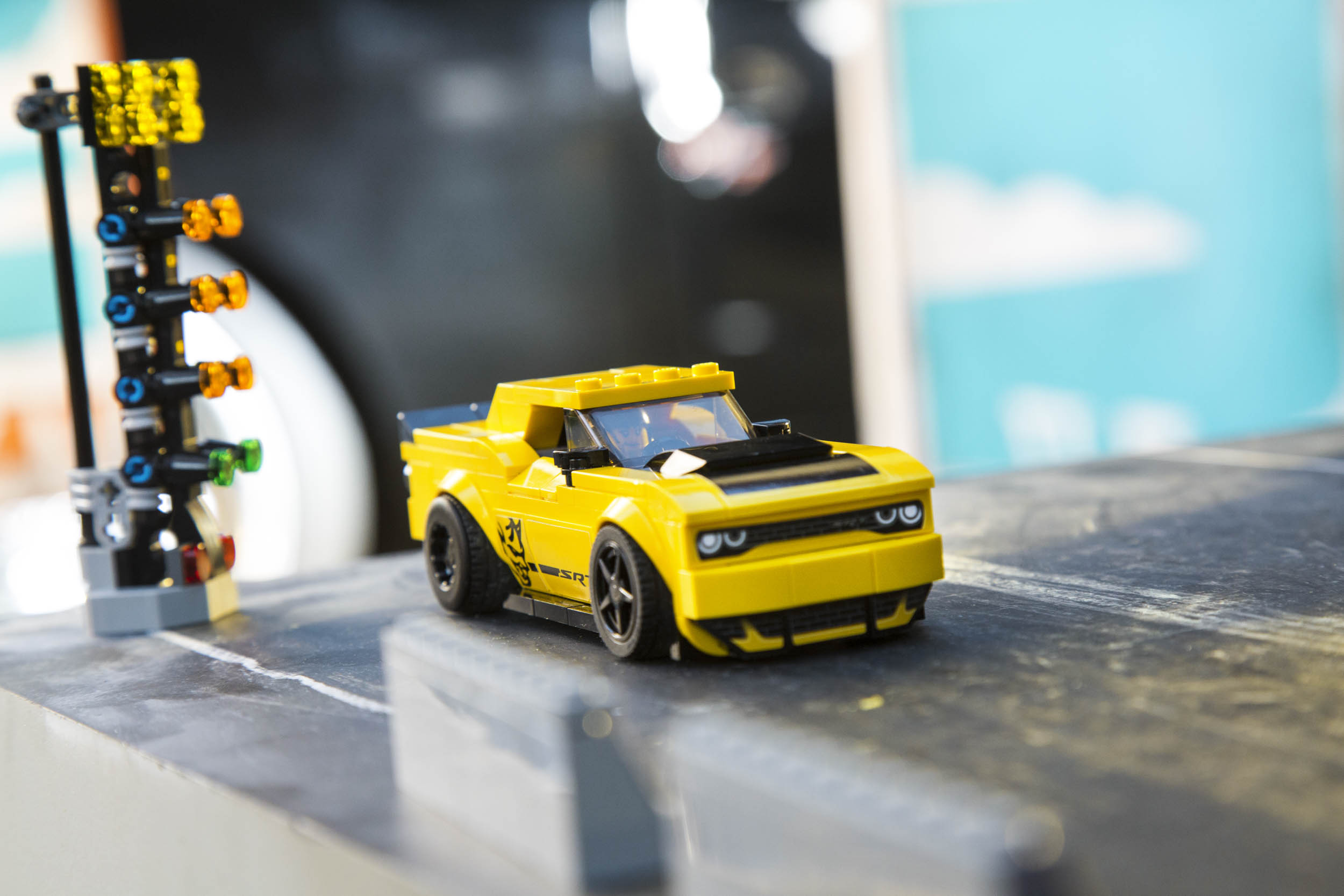 LEGO wasn't playing around when it created its own Dodge SRT Demon thumbnail