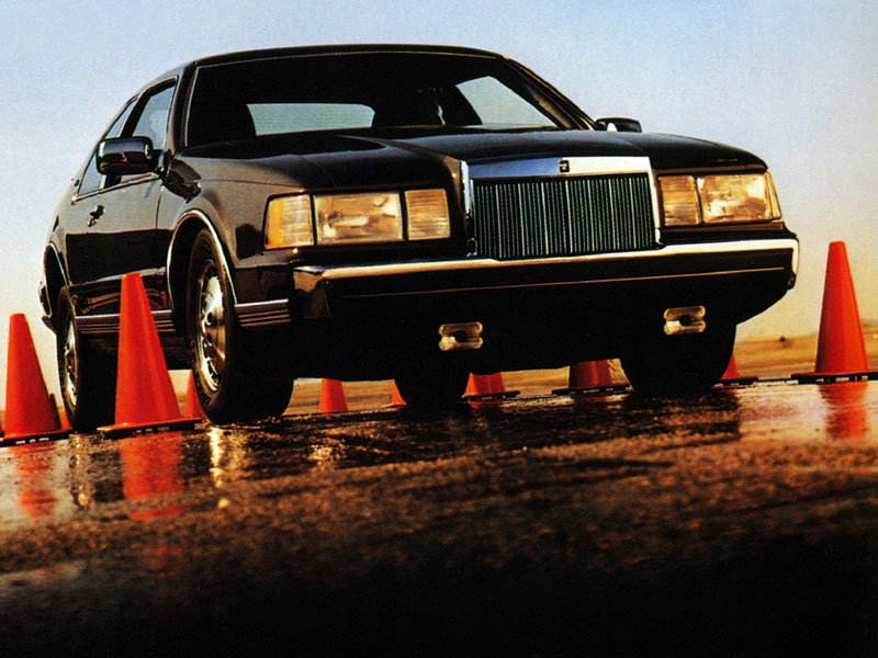 The Lincoln Continental Mark VII once had a BMW turbodiesel thumbnail