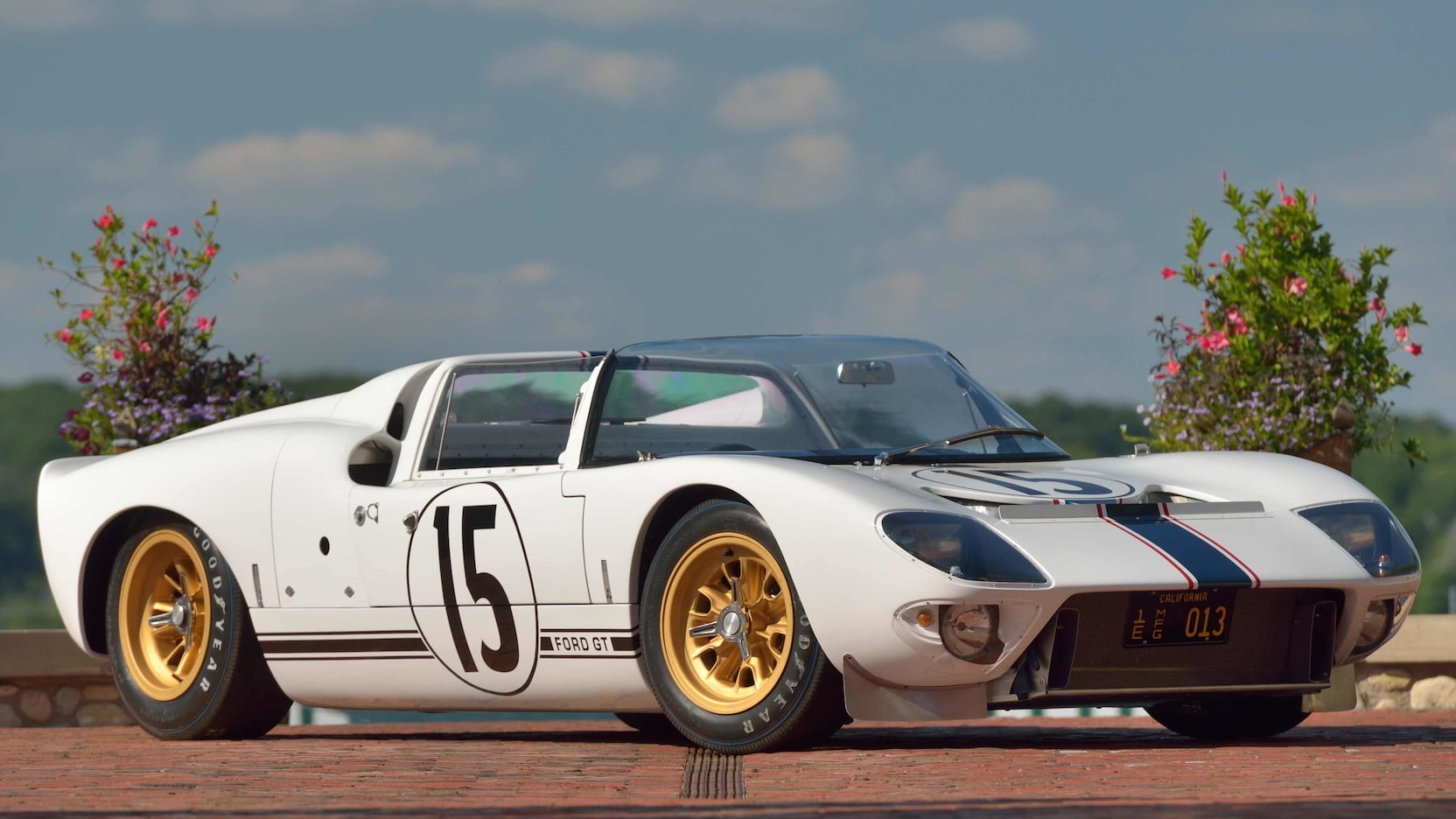This Le Mans-raced Ford GT Competition protoype roadster could hit $7M thumbnail