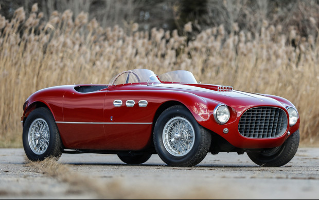1953 Ferrari 250 MM Spider Series II