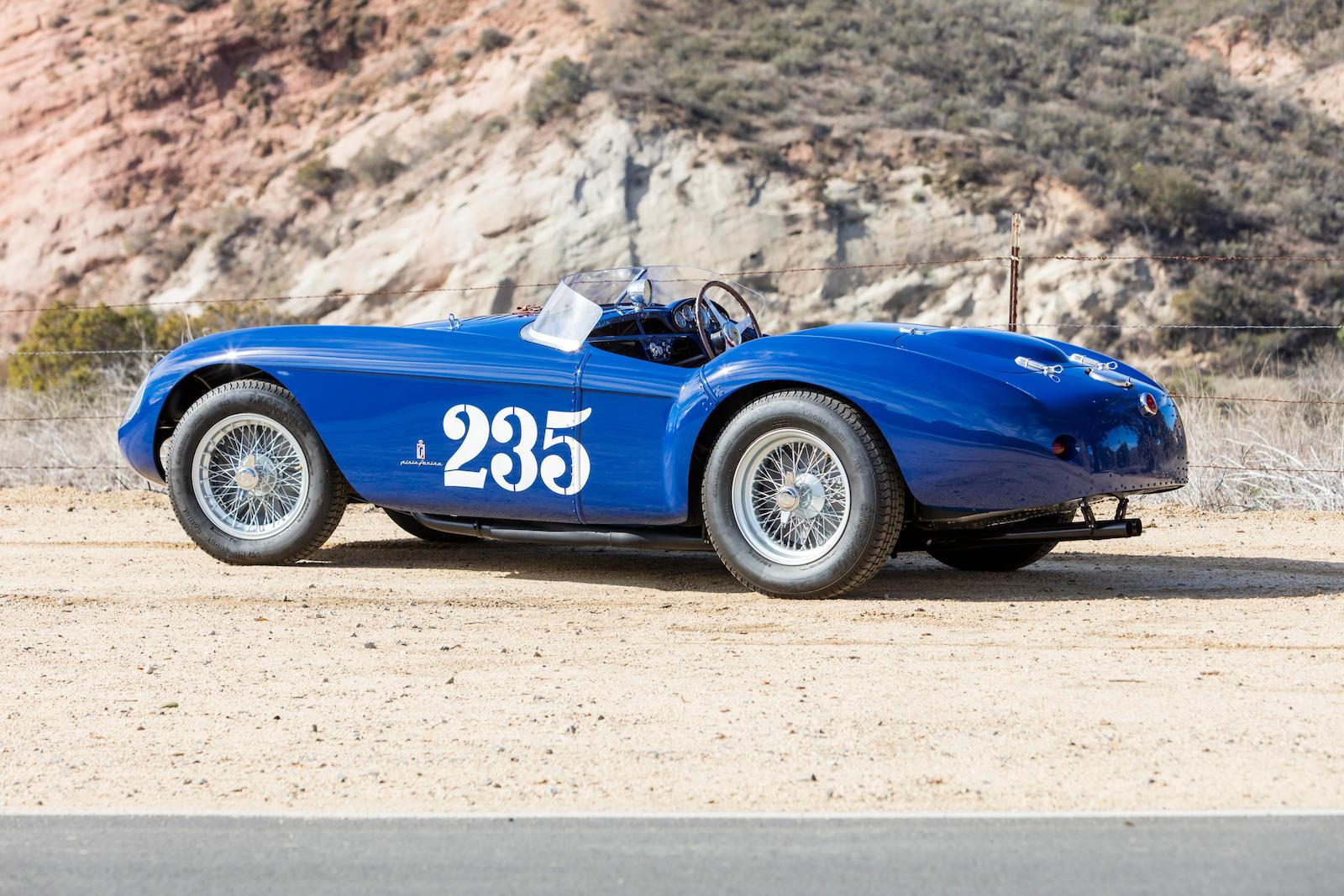 1954 Ferrari 500 Mondial Series I Spider