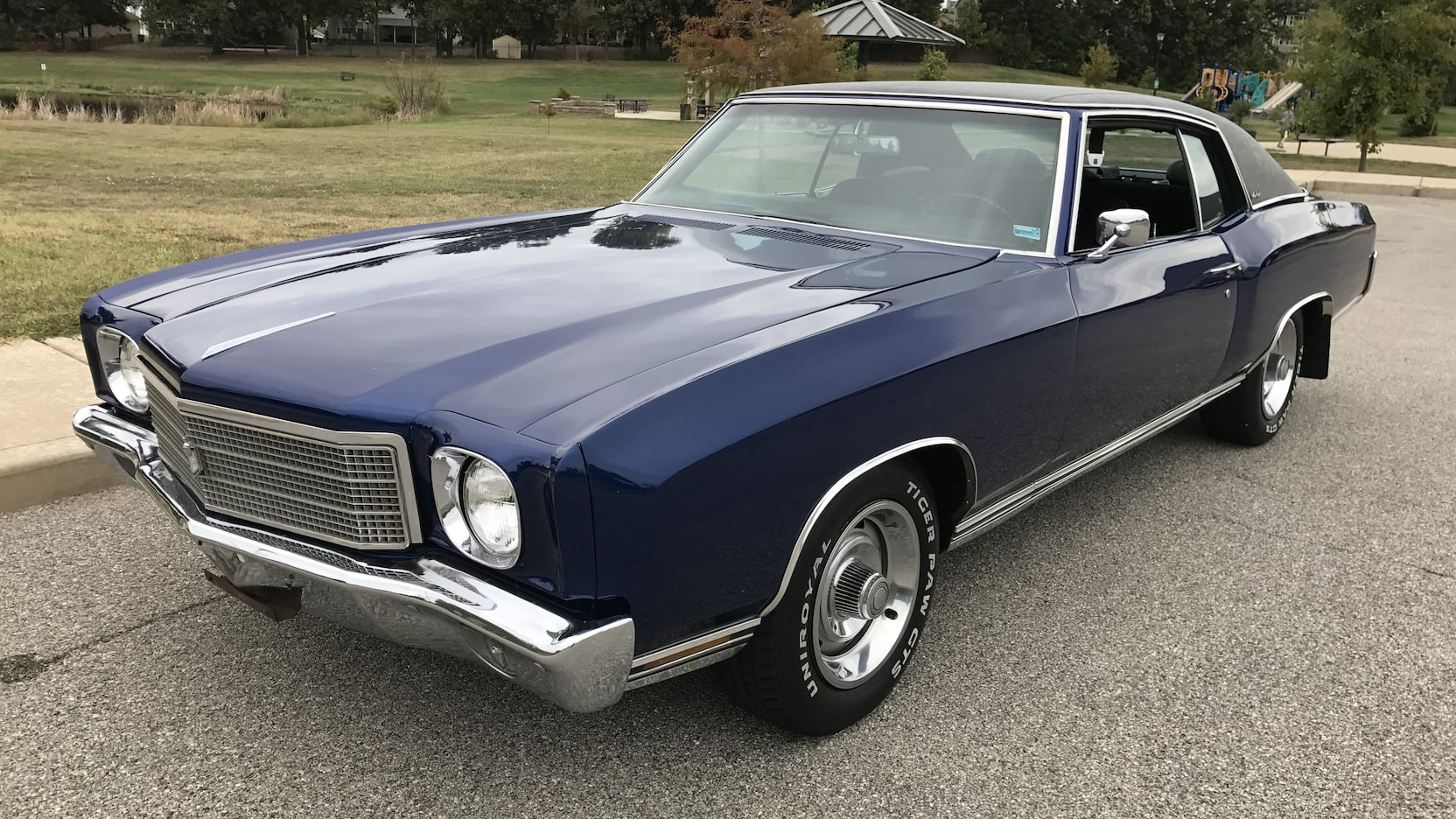 The 1970–72 Chevy Monte Carlo is a muscle car bargain thumbnail