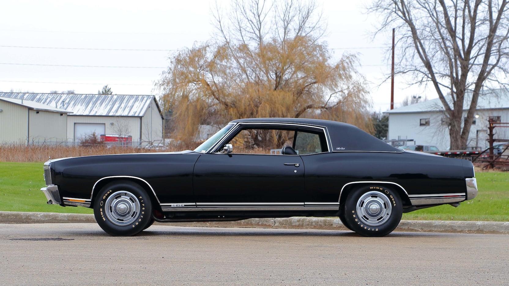 1971 Chevrolet Monte Carlo SS profile