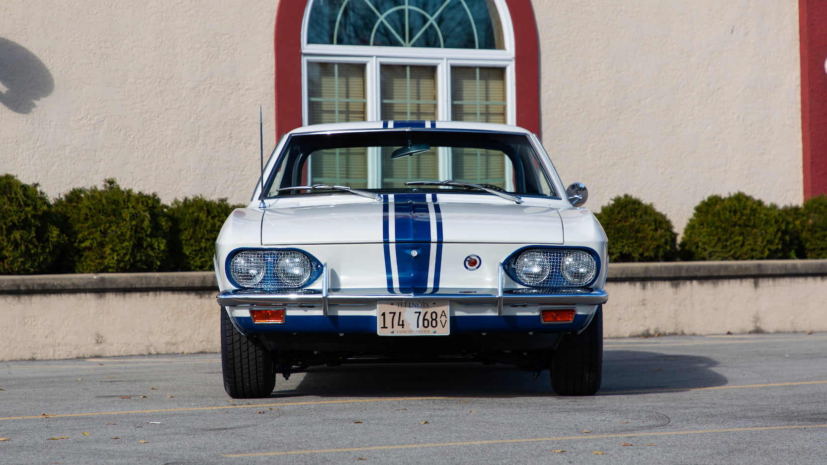1966 Chevrolet Yenko Stinger front