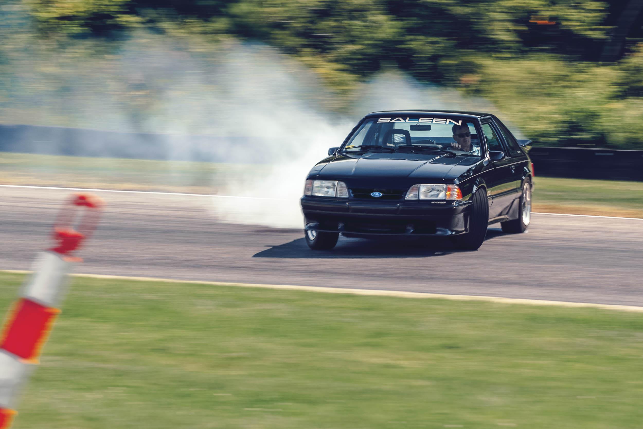 1989 Saleen Mustang