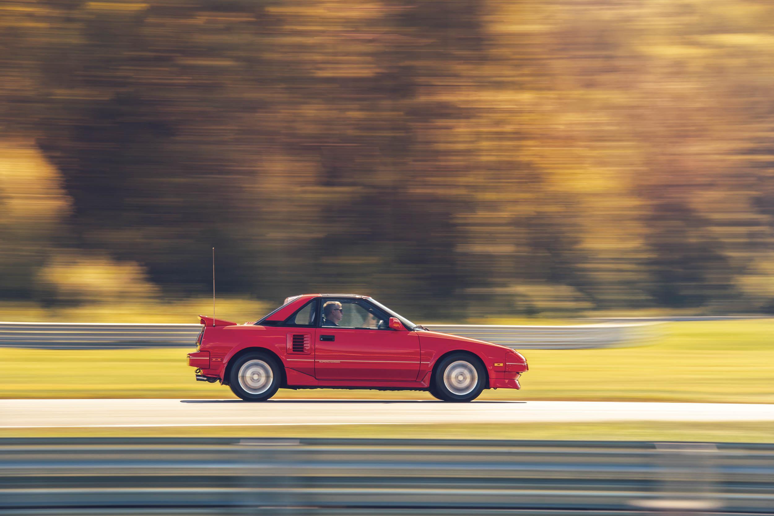1988 Toyota MR2 S/C