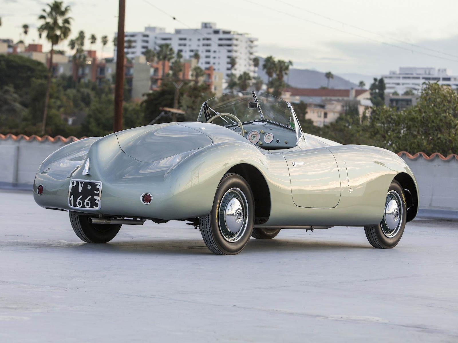 1946 Fiat 1100C Spider