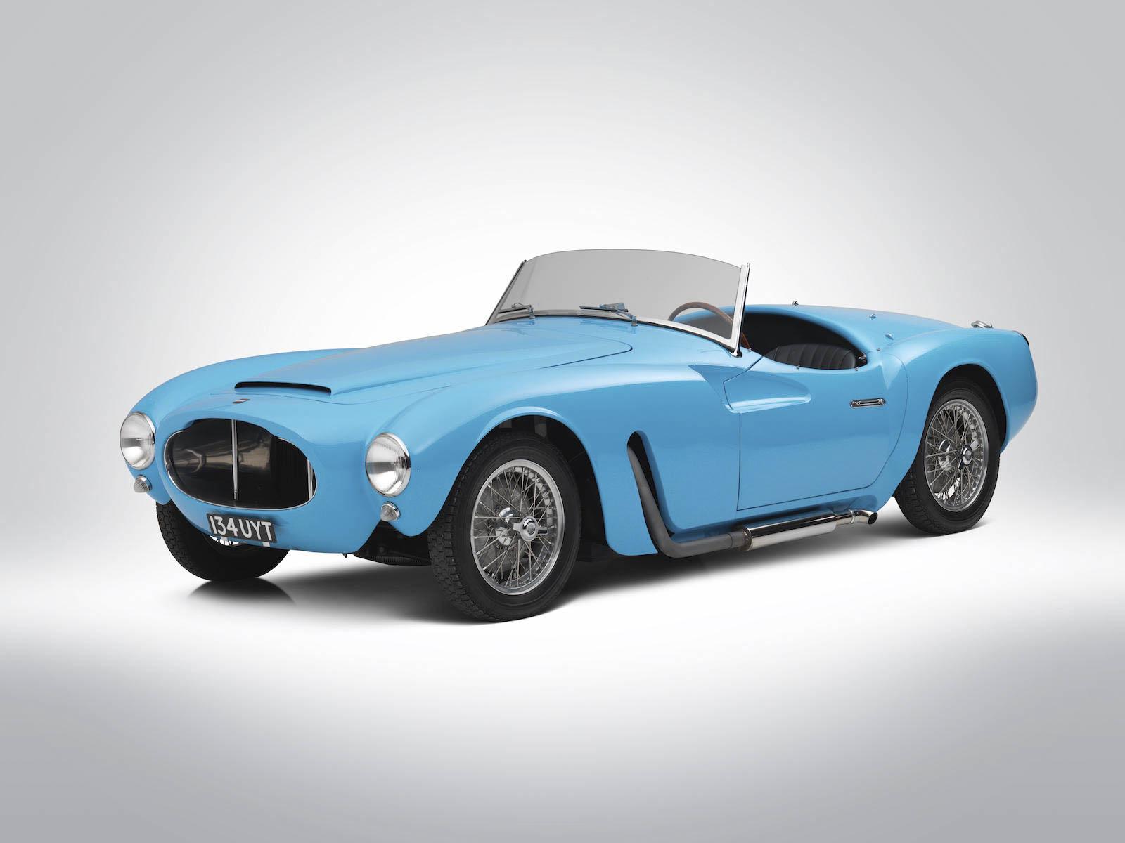1955 Moretti 1200 Sport Spider