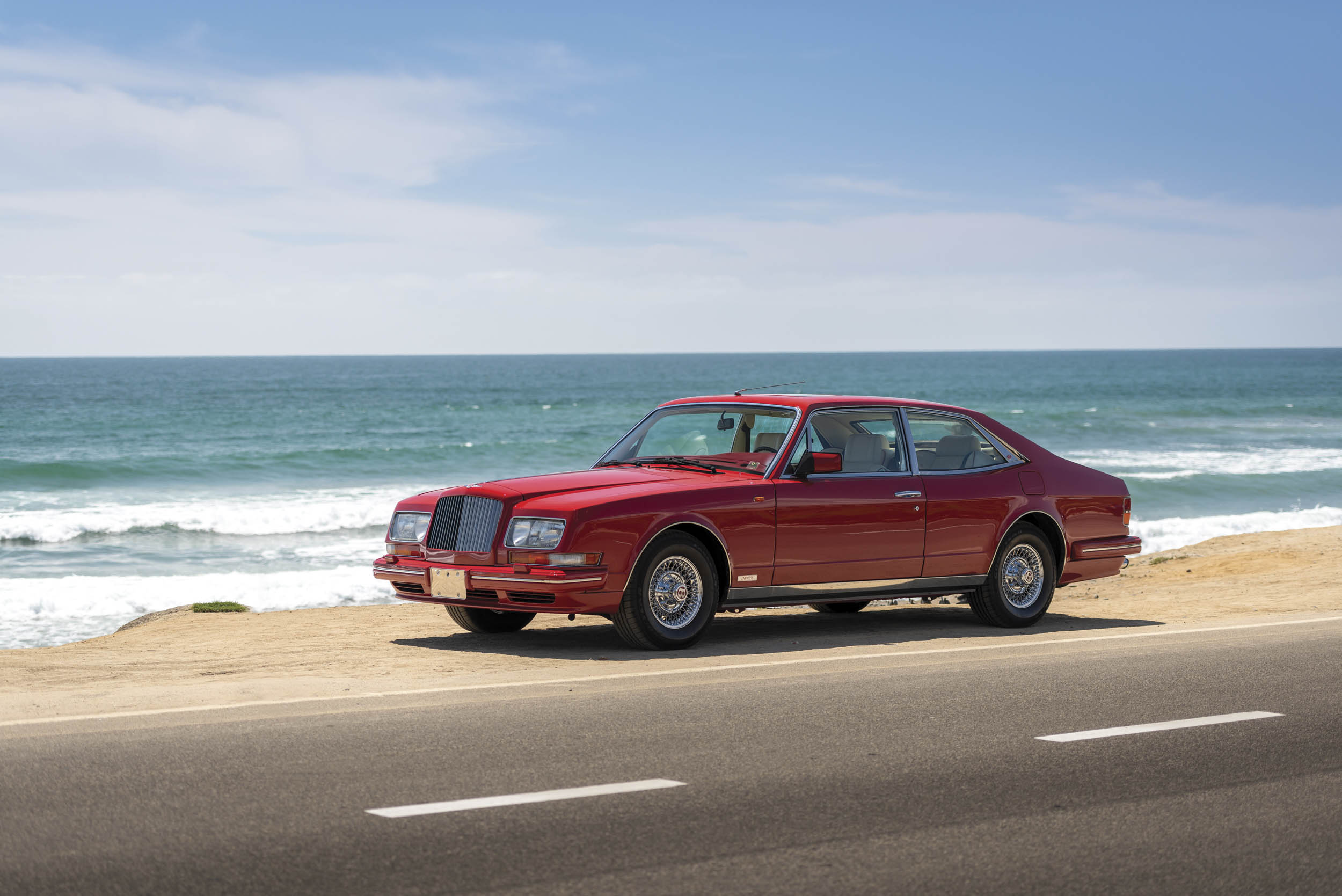 1991 Bentley Turbo RL Empress II Coupe by Hooper