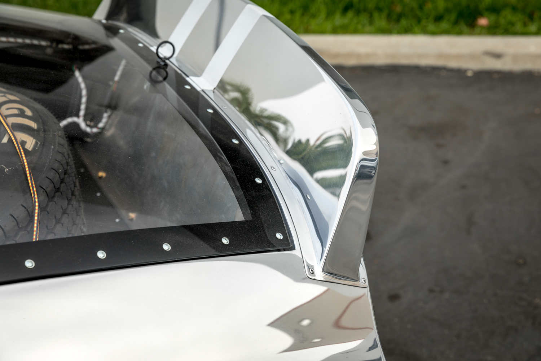 1964 Shelby Daytona Coupe replica spoiler detail