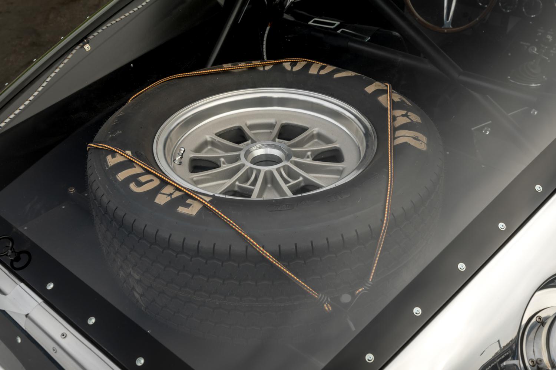 1964 Shelby Daytona Coupe replica spare tire