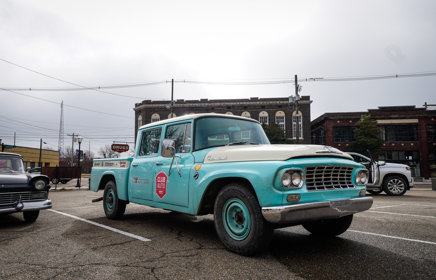 The Drive Home 1962 International Harvester Travelette clarksdale ms