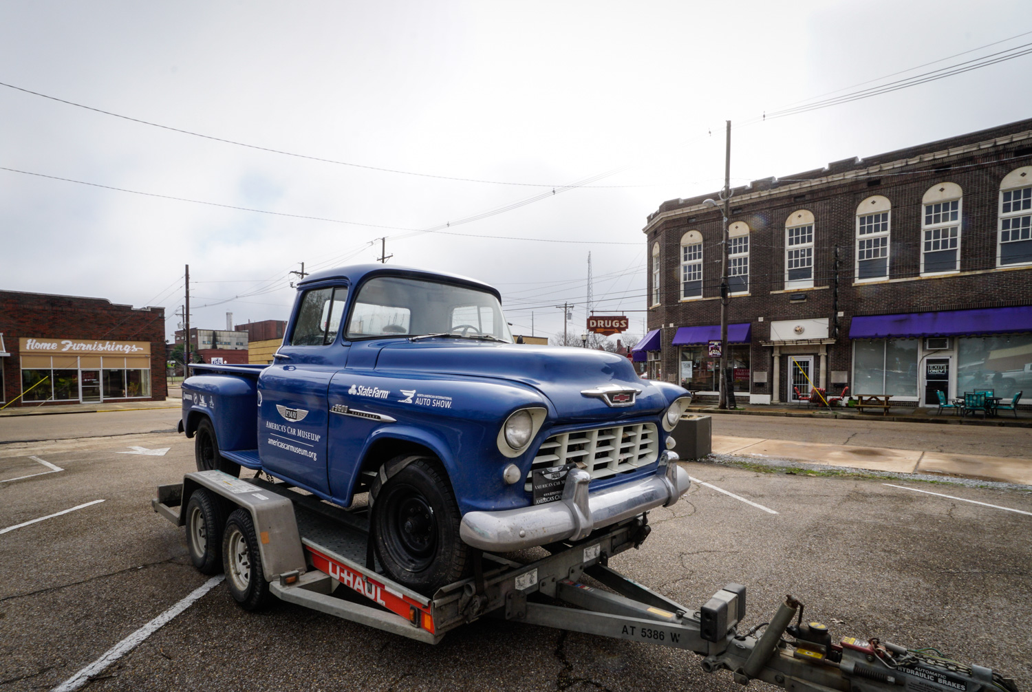 The Drive Home 1962 International Harvester Travelette chevy 3600