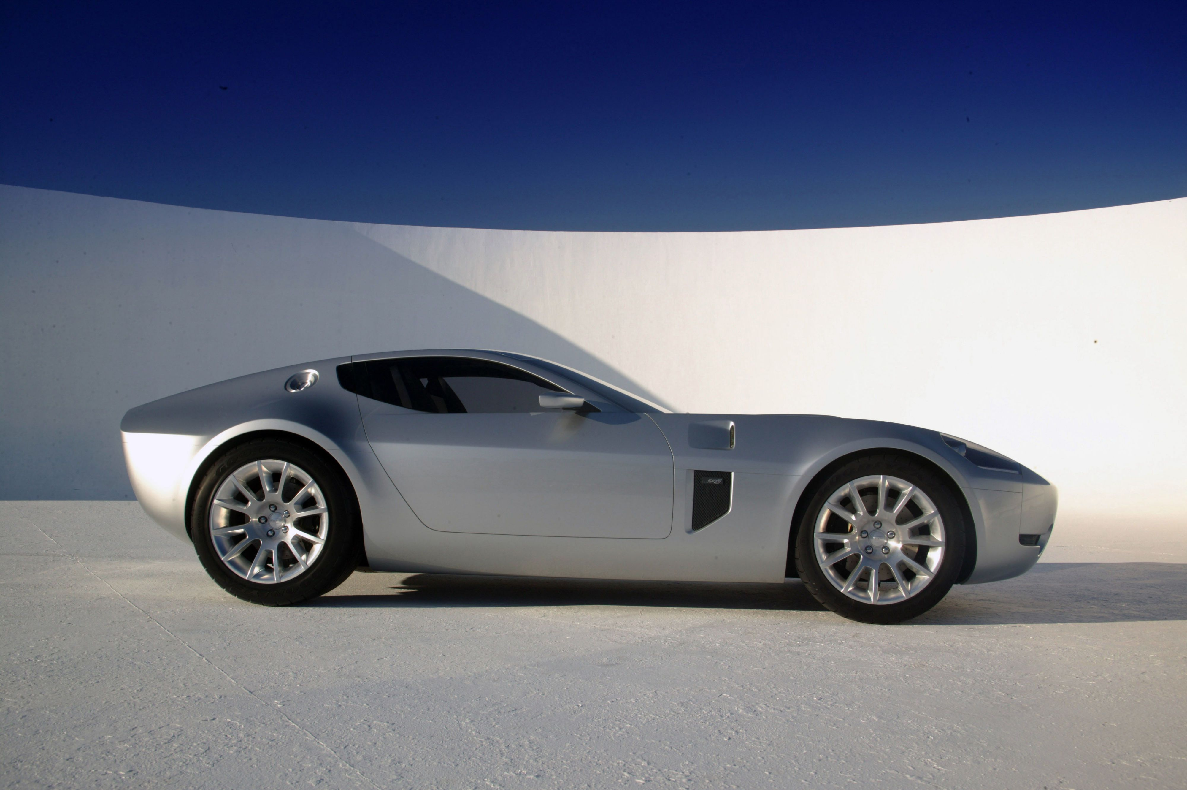Ford Shelby GR-1 concept side white wall