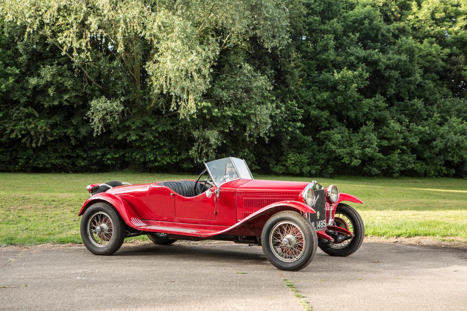 1929 Alfa Romeo 6C 1500