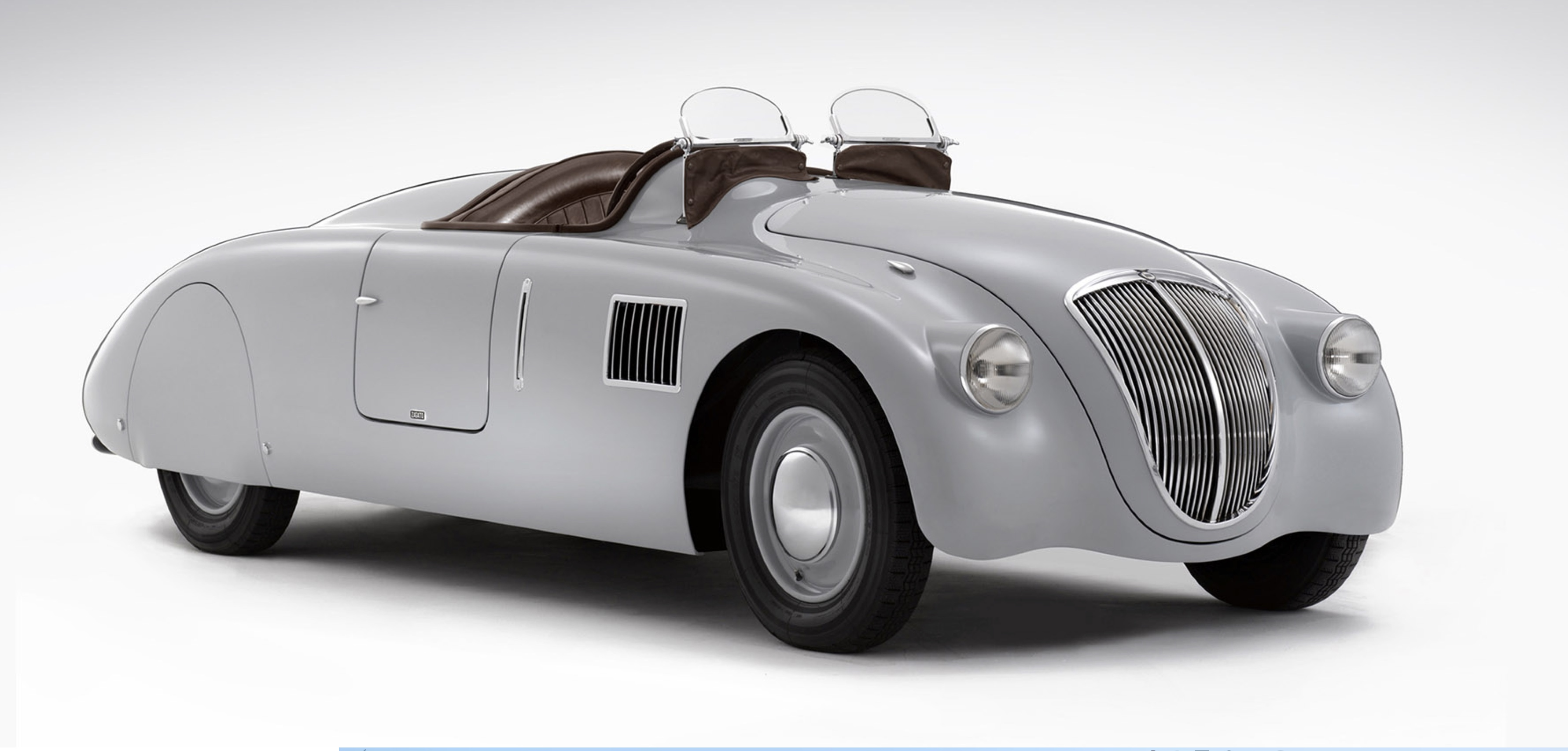 1938 Lancia Aprilia Sport 3/4 front