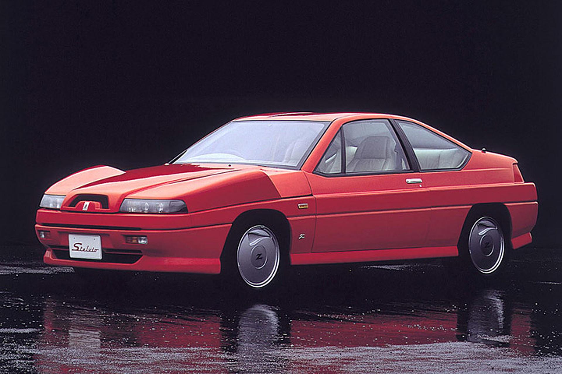 1991 Nissan Autech Zagato Stelvio