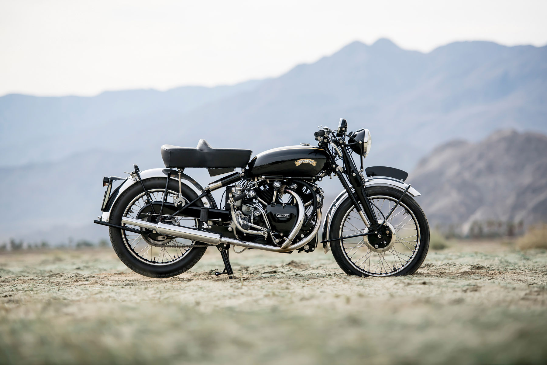 A $100,000 Vincent Motorcycle is a bargain (seriously) thumbnail