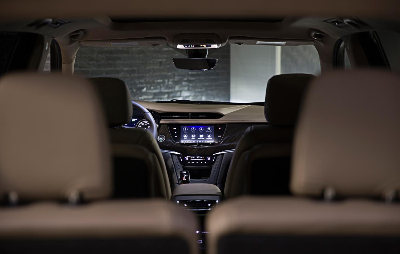 2020 Cadillac XT6 infotainment
