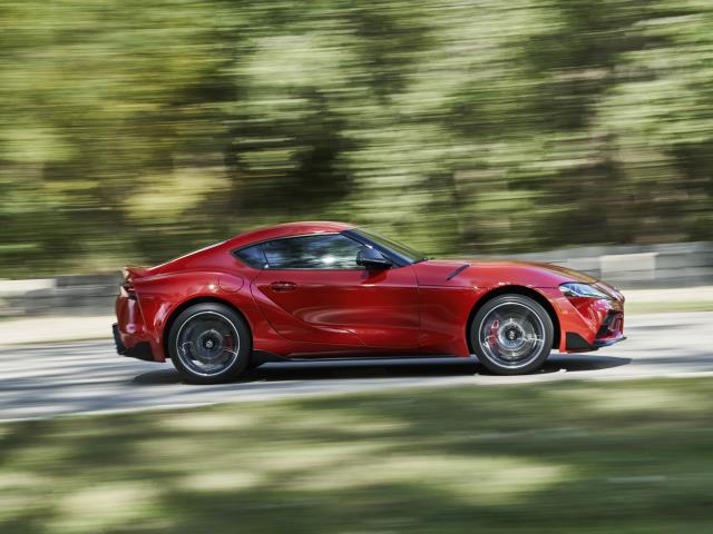 2020 Toyota Supra first drive