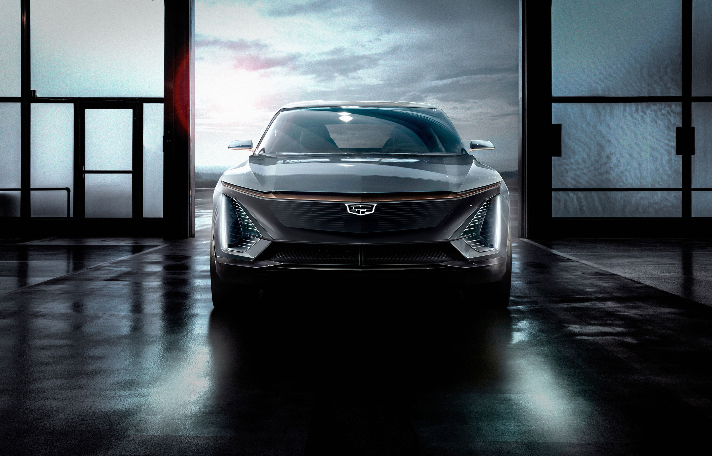 Here is Cadillac's first all-electric vehicle thumbnail