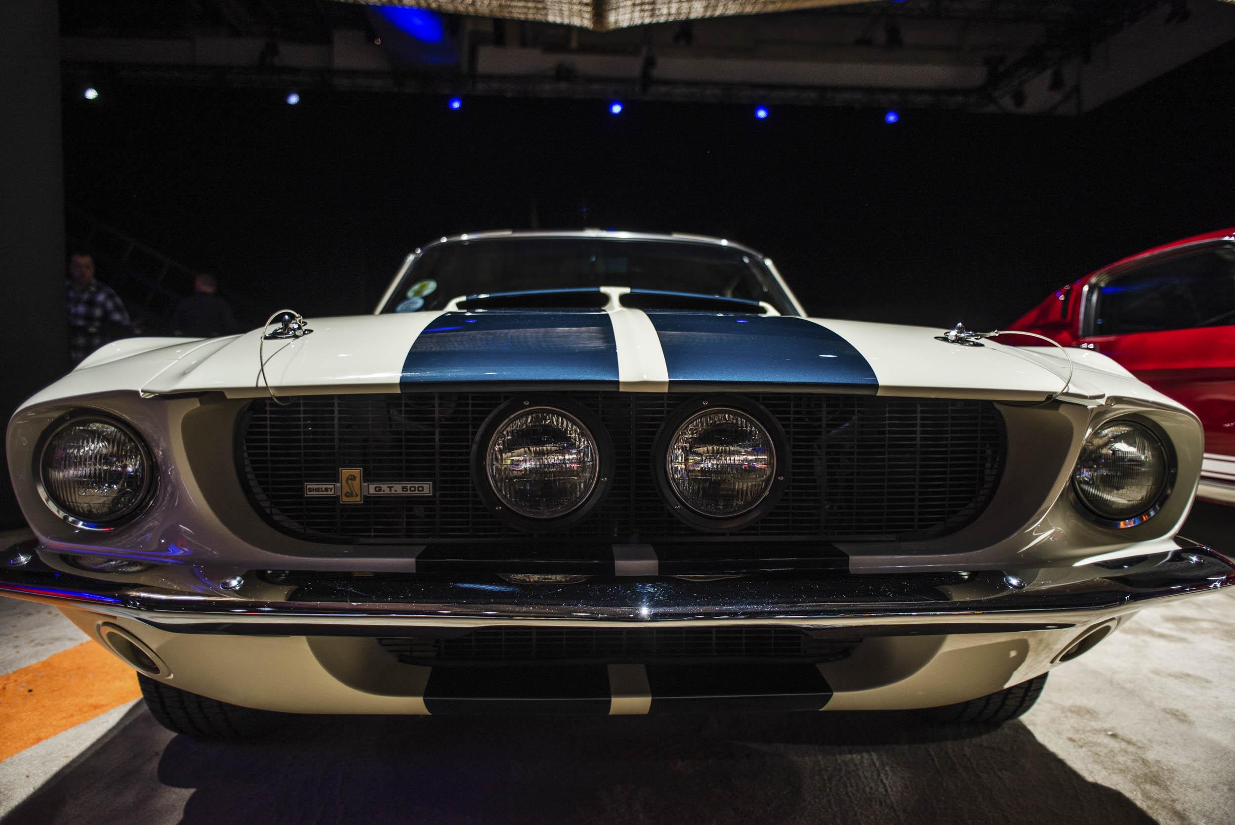 Vintage GT500 front