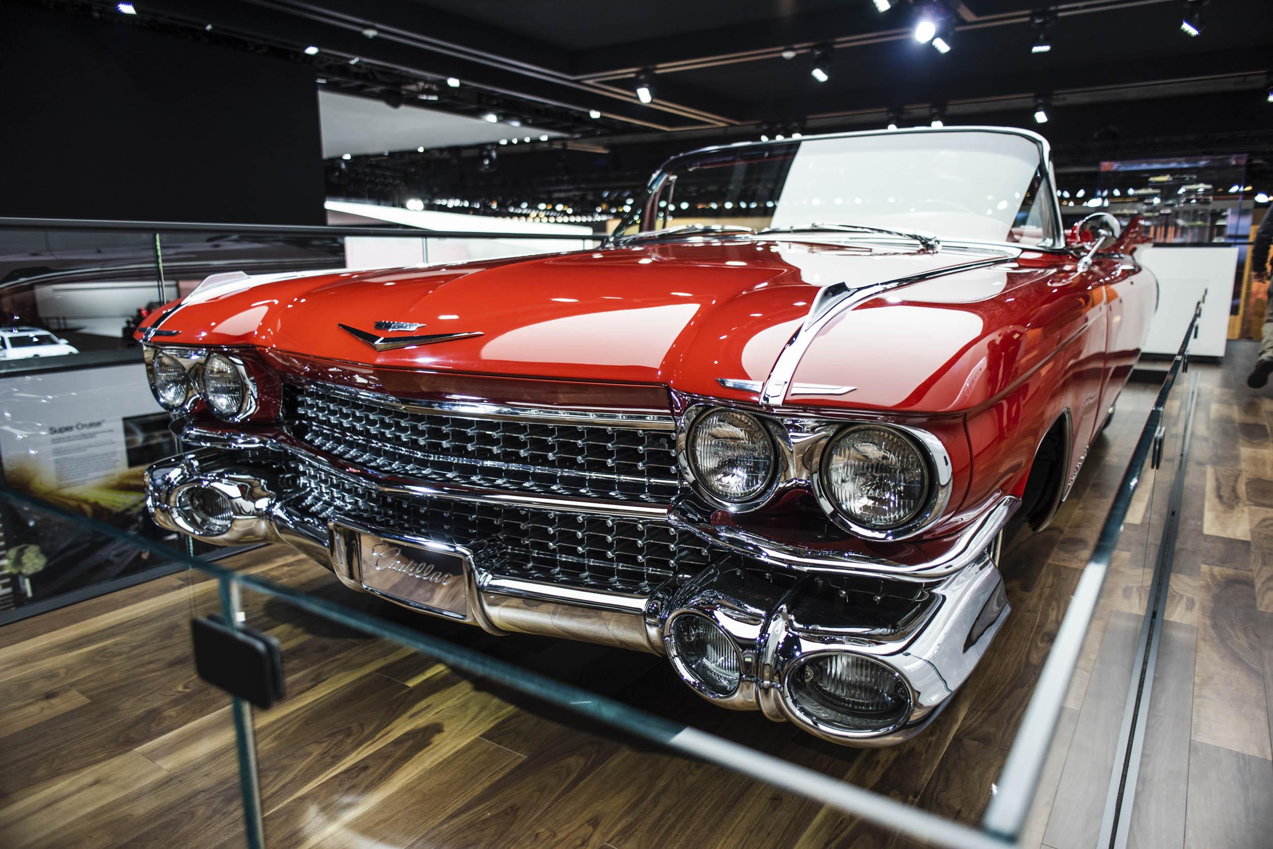 1959 Cadillac Eldorado front 3/4