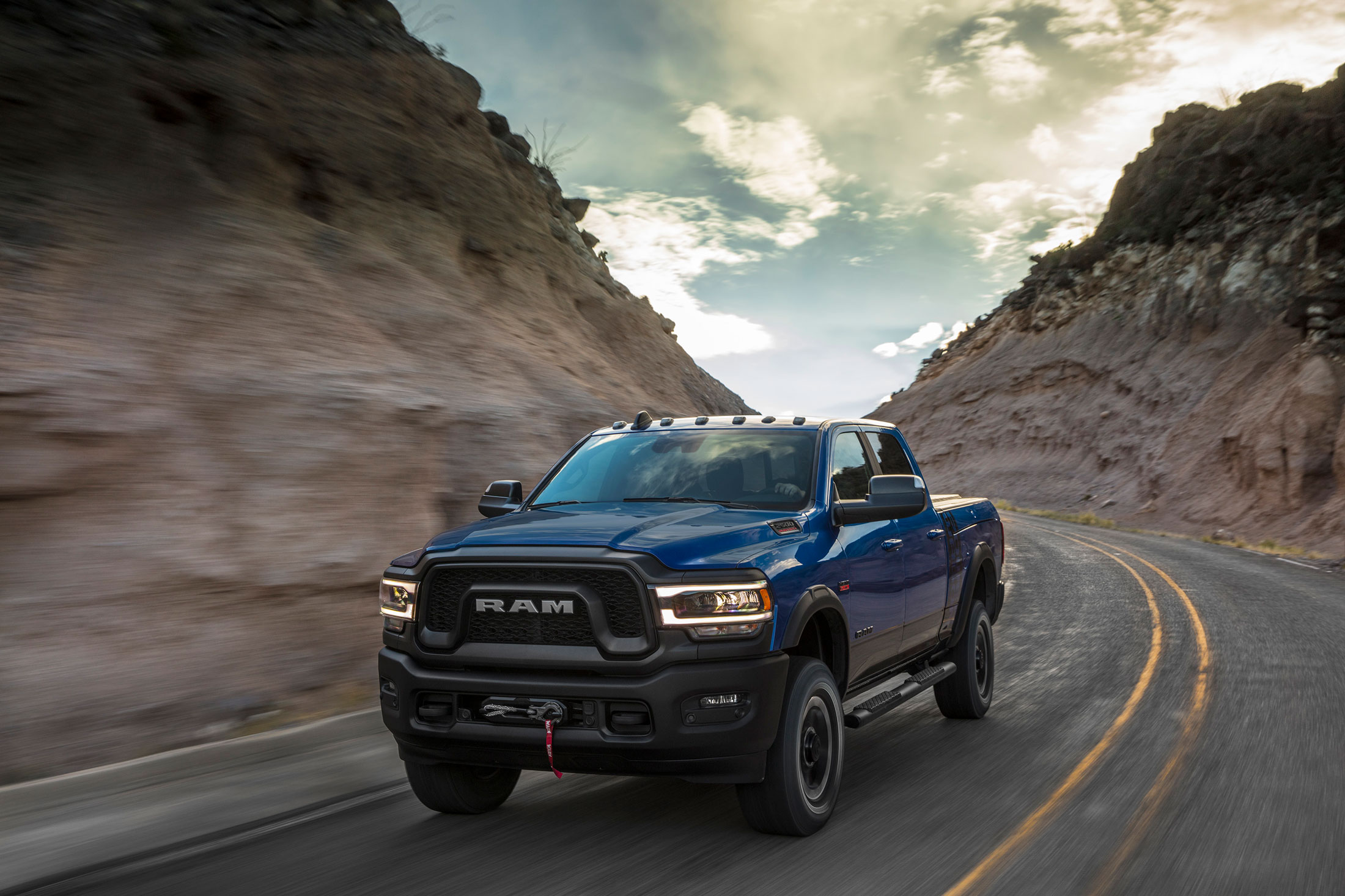 5 features that make the new Dodge Power Wagon a killer trail truck