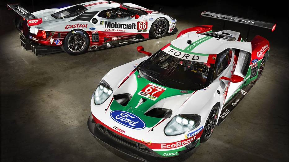 Teams are running old-school liveries to honor IMSA's 50th Anniversary thumbnail