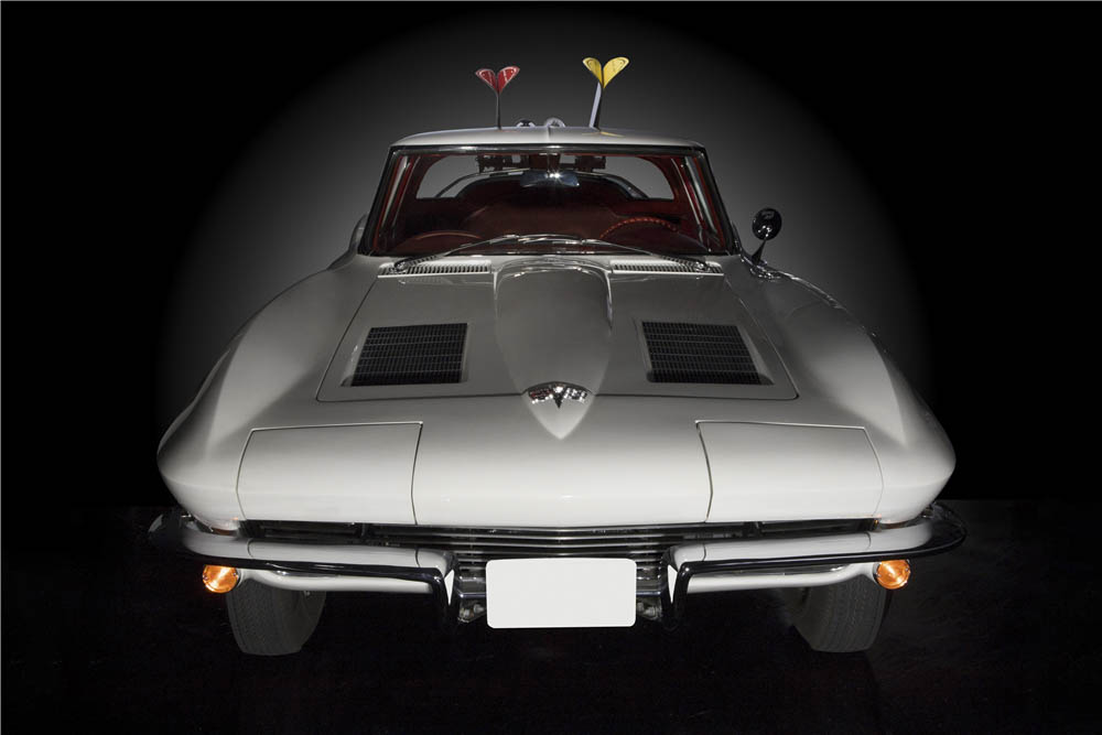 1963 Chevrolet Corvette Split-Window Coupe front
