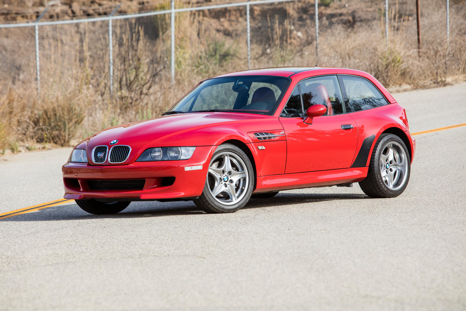 The Bmw M Coupe Stakes Its Claim As A Collector Car Not Just A Clown Shoe Hagerty Media