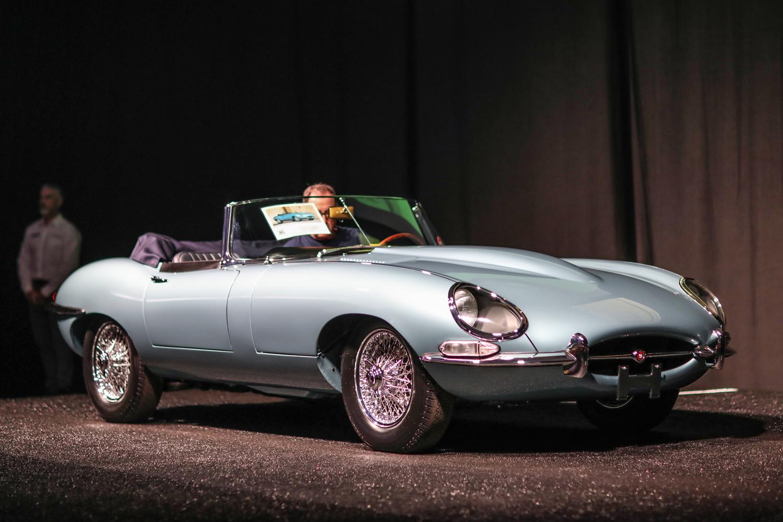 1966 Jaguar E-Type SI 4.2 Roadster